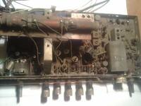 Unitra diora DMP 203 Dominik - Nie działa tylko szum z głośnika