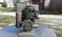 [sprzedam] silnik spalinowy barkas 65 cm sprawny