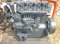 Traktor C360 wyciek oleju