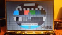 Toshiba A300 - Migotanie ekranu i odwrócone kolory matrycy