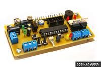 Termostat, uniwersalny sterownik urządzeń ~230V