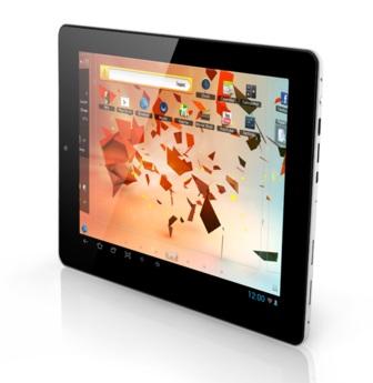 "TeXet TM-9751HD - rosyjski tablet z 10,1"" ekranem jak w iPad Retina"