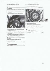 BMW C1 125 - Bardzo słabe ładowanie