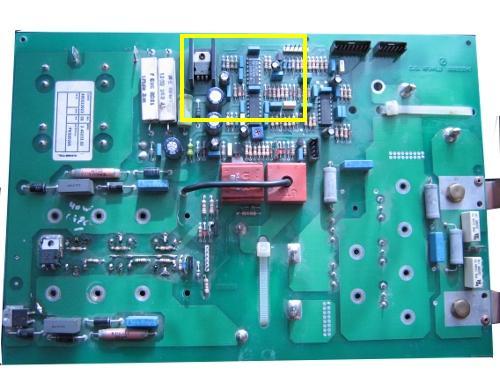 Abbattersi entro Fare un bagno  Welding inverter CEMONT S1600 damaged PCB - elektroda.com