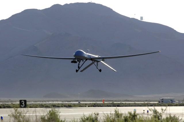 Koniec dostaw samolot�w bezza�ogowych Predator w 2011 roku