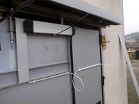 Brama �amana-czteroskrzyd�owa, centrala steruj�ca