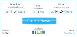 Niski zasięg LTE w centrum Poznania