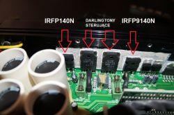RCF 312A - Grzeje się IRFP9140N