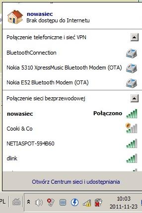TP-Link TL-WR340G + Netia Spot = brak dostępu do internetu