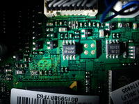 Samsung CLP-325 -reset chip'a