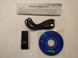 ES603 Fingerprint USB, Zabezpieczenie komputera - Test / Opis / Recenzja