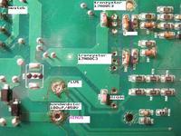 Projektor DELL 1100MP - Przetwornica
