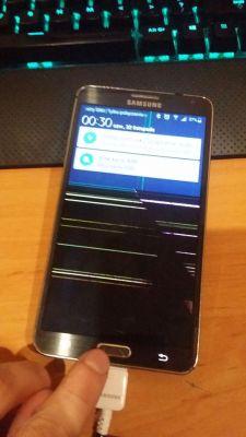 Samsung Galaxy Note 3 SM-9005N - Uszkodzona matryca i dotyk
