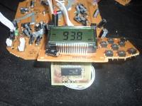 Naprawa na miar� DIY - sterownik wy�wietlacza Grundig RCD1440