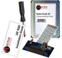 Zestawy od AMP do wymiany dysku ZIF na SSD w laptopach