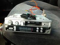 Podłaczenie radia w Ford Escort 95r.
