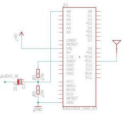 Arduino jako nadajnik radiowy AM