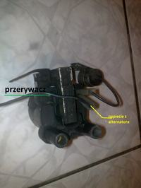 fiat 126p - fiat 126p instalacja do odpalenia
