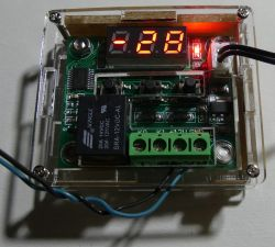 W1209 thermostat, test, opinion, applications