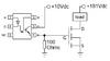 Sciezka dla rozladowania sie kondensatora w MOSFEcie