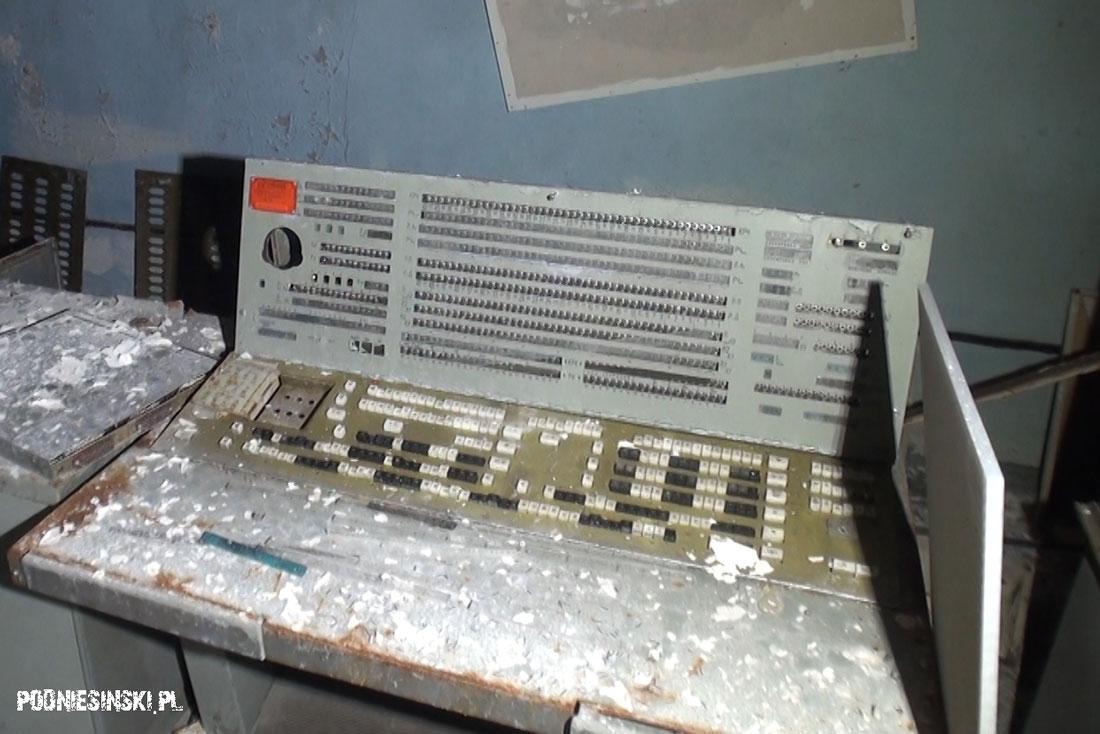 Identyfikacja przeznaczenia pozosta�o�ci wyposa�enia radaru OTH DUGA Czarnobyl-2