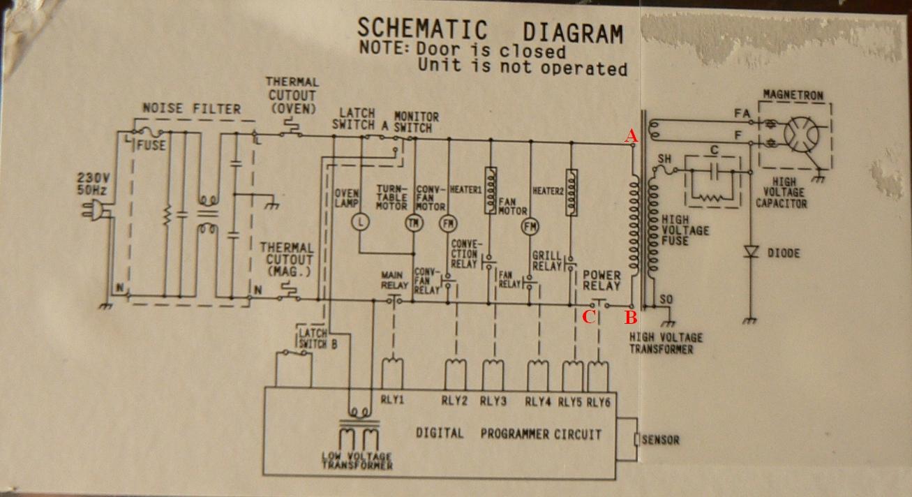 Mikrofal�wka Clatronic mwg 746 HL - nie dzia�a mikrofalowanie