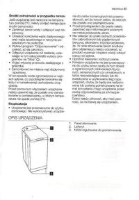 Electrolux EWT 10115W instrukcja obsługi PL
