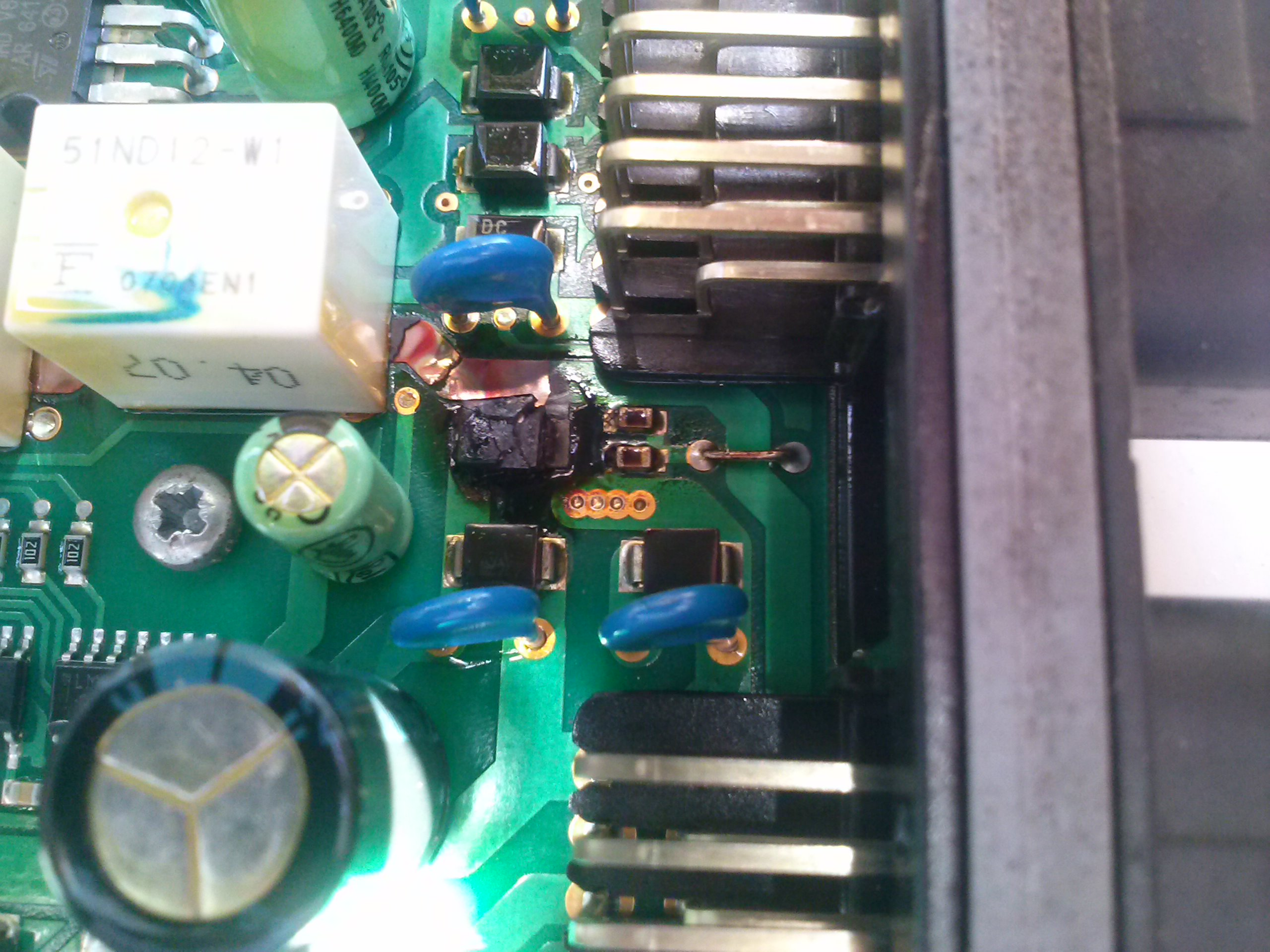 zamiennik diody BVA C624 -