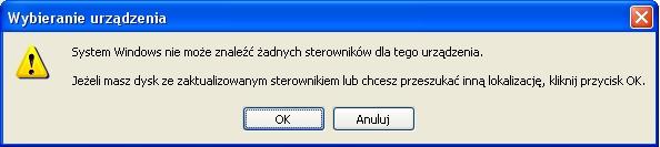 Livebox 2.0 - Nie mog� zainstalowa� drukarki sieciowej (HP PSC 1315)