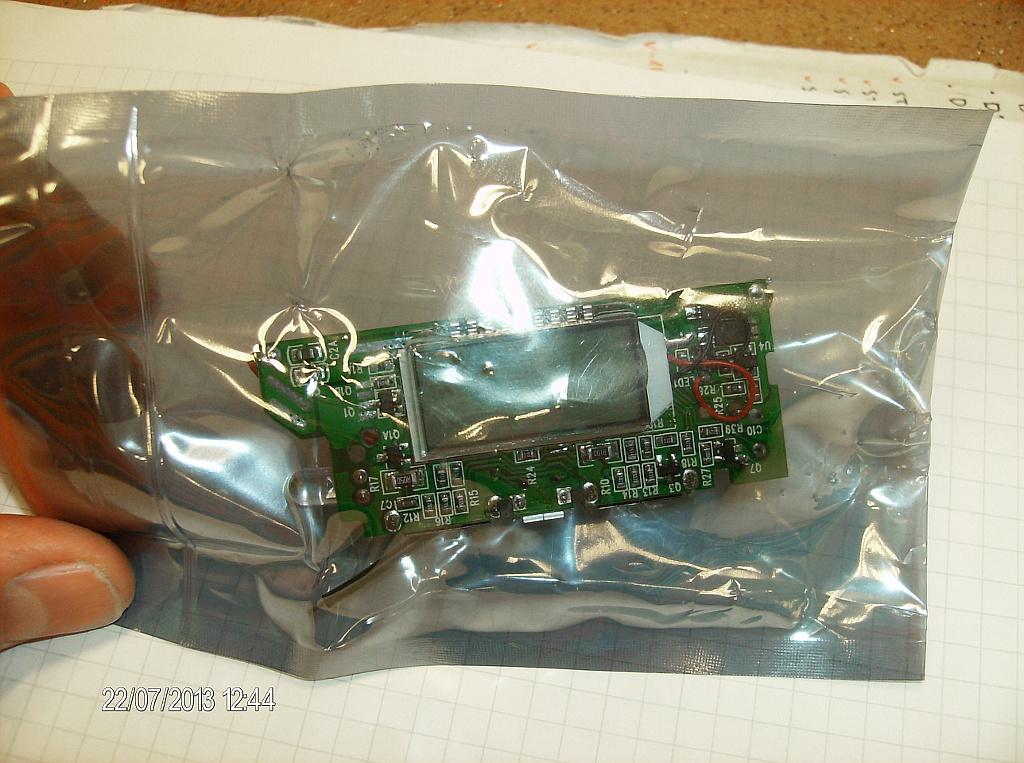 [Sprzedam] Modu� kontrolera akum. Li-Ion z przetwornic� 5V@2A - DIY Powerbank