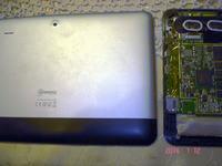 Tablet Overmax SteelCore - jak rozpiąć obudowę