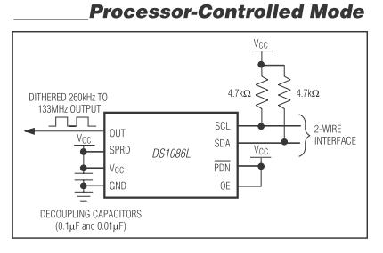 [ATmega] [C] Programowalny oscylator na DS1086L