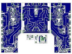 Tranzystorowa końcówka mocy do zestawu audio ty.ytka - a la Rotel RB-06