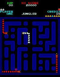 M A M E  - Multi Arcade Machine Emulator - spis polecanych gier
