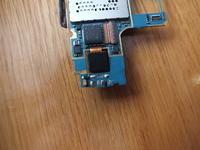 Samsung S8500 - Zerwane pady złacza usb