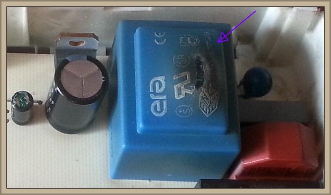 Uszkodzony moduł zmywarki Electrolux ESF 4130