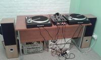 [Sprzedam] Mixer Technics Gramofon Numark TT500 zestaw dla DJ