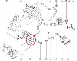 Opel Vivaro 2013 2.0 TDCI 115 - Spadek mocy - czujnik cisnienia i turbo OK