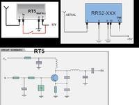 Prawidłowe podłączenie modułów radiowych telecontrolli.