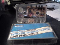 Wymiana głowicy magnetofonowej - jak się do tego zabrać?