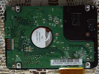 WD5000BMVV - Dysk niewykrywany przez BIOS/system