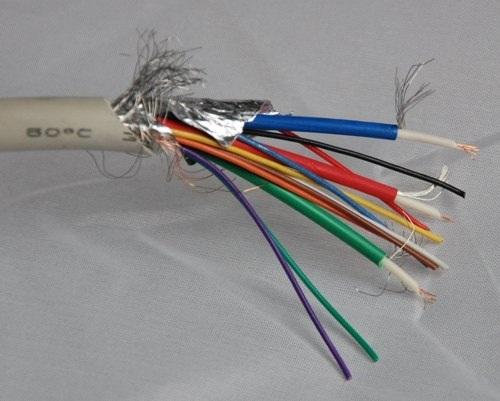 Gniazdo VGA - podłączenie