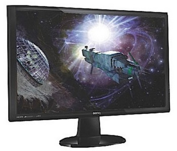 BenQ RL2455HM - monitor dla graczy z 1ms czasem reakcji GTG