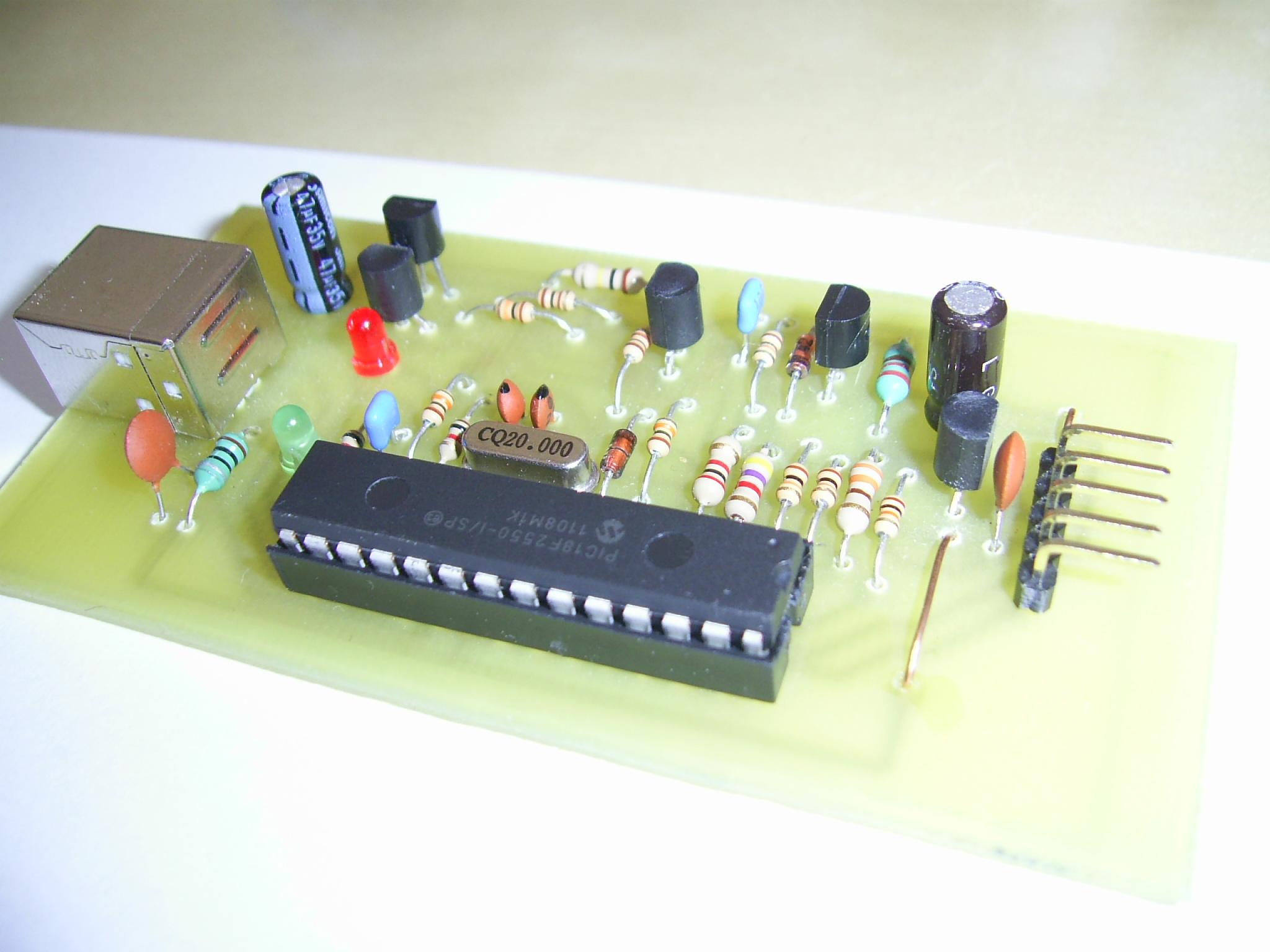 PIC Brenner8mini-P - DZIA�AJ�CY programator na USB