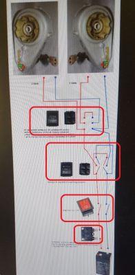 Autko audi s5 zdalnie sterowane , brak napedu i skrety czy to modul?
