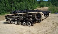 Pojazd g�sienicowy na bazie LS400