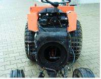 Traktorek Hako v 490 -awaria sprzęgła