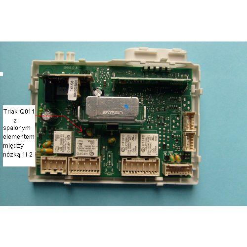 Indesit WITP 102eu- schemat programatora