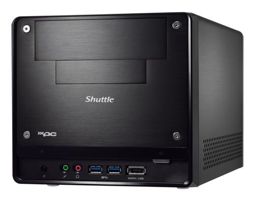 Shuttle H3 - komputer dla gracza w kompaktowej obudowie