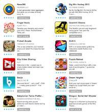 Polecane aplikacje na tablety - nowa kategoria w Google Play
